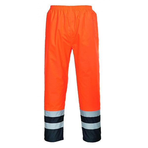spodnie-ostrzegawcze-dwukolorowe-portwest-s486